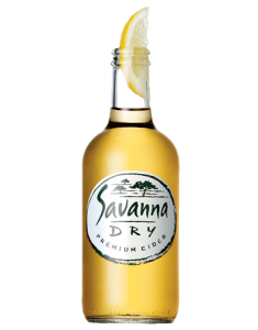 Savanna Dry Premium Cider Bottle