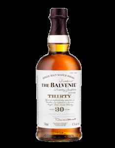 The Balvenie 30 Year Old Bottle