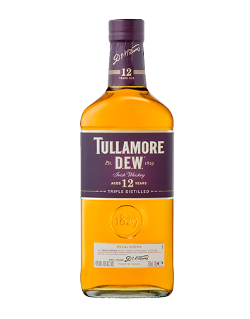 Tullamore D.E.W. 12 Year Old Special Reserve Bottle