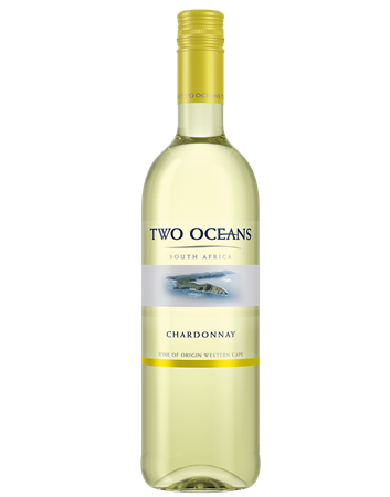 Two Oceans Chardonnay Bottle