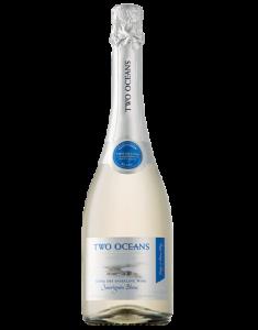 Two Oceans Sparking Sauvignon Blanc Brut Bottle