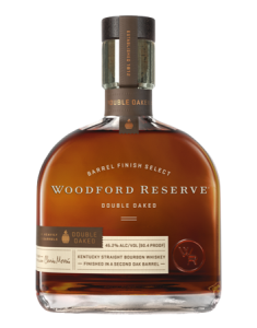 Woodford Reserve Double Oaked Bottle