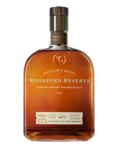 Woodford Reserve Straight Bourbon Bottle