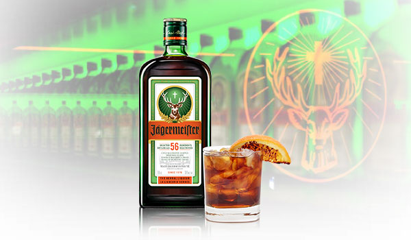 Jagermeister All Nighter Cocktail
