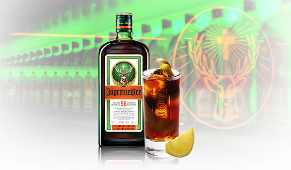 Jager Cider Cocktail