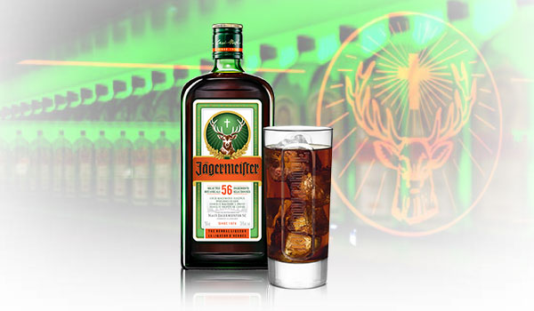 Jager Tonic Cocktail