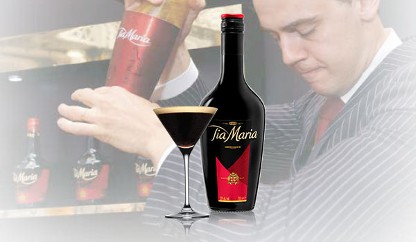 Tia Espresso Cocktail