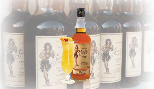 Sailor Jerry Desert Island Cocktail