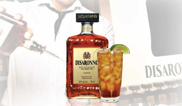 Disaronno Freedom Cocktail