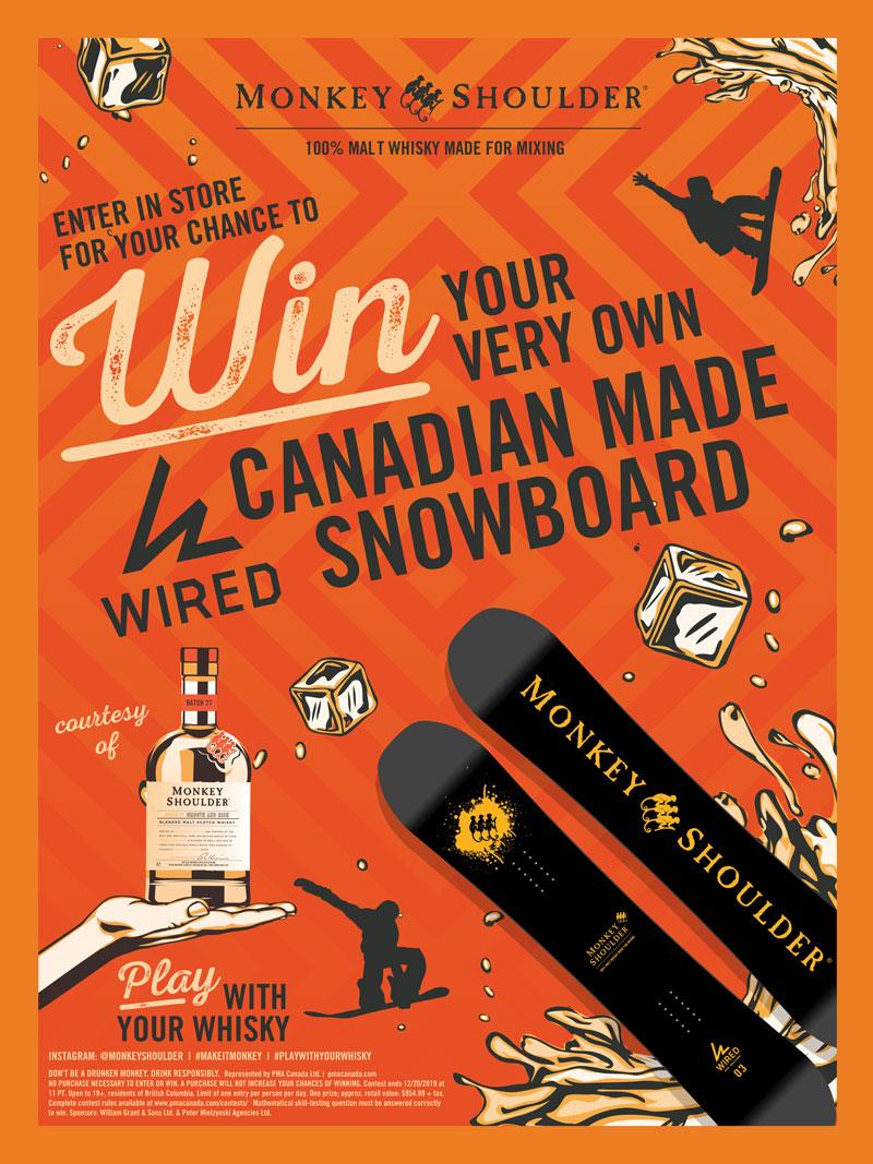 snow-money-contest-poster