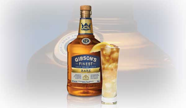 Gibson's Northern Long Island Cocktail