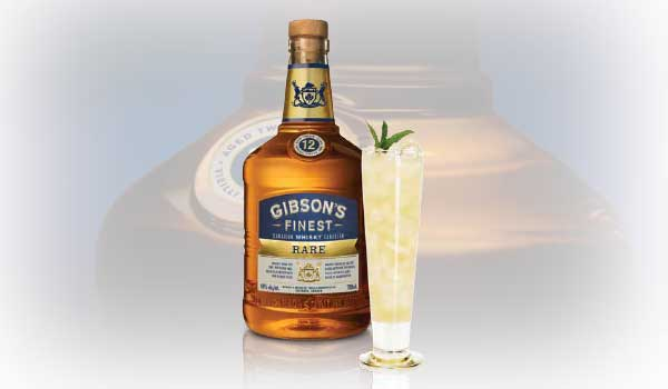Gibson's Rare Spritz Cocktail